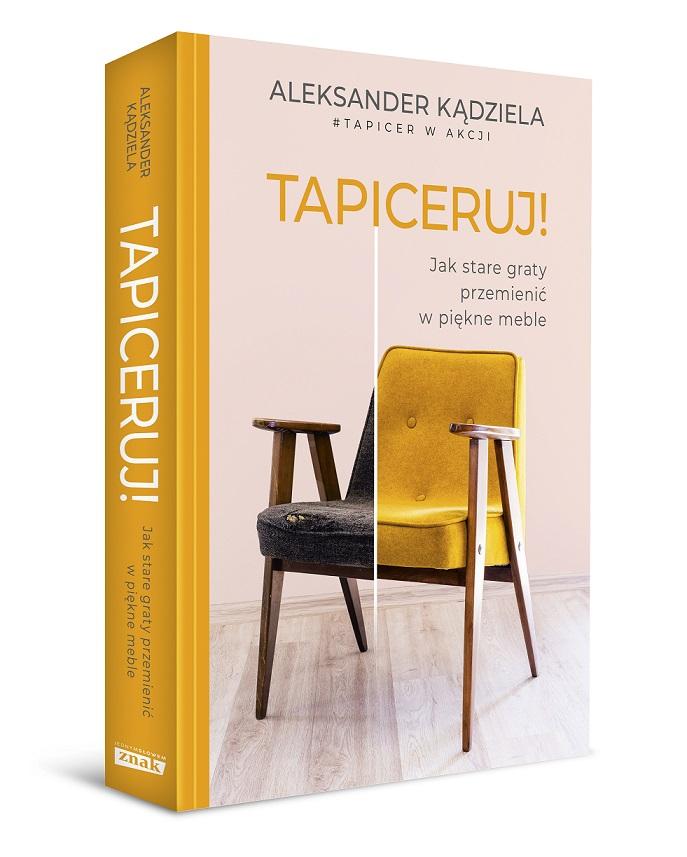 Kadziela Tapiceruj ksiazka